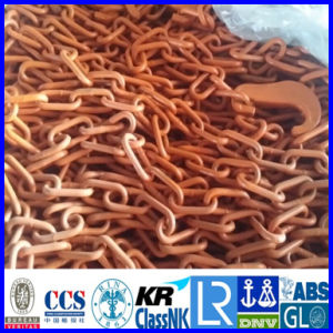Cargo/Container Long Link Lashing Chain pictures & photos