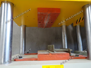 Hydraulic Marble Granite Stone Splitting&Pressing Machine (P81) pictures & photos