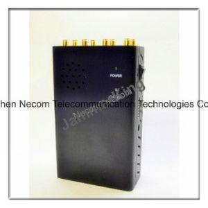 Portable CDMA/GSM/3G/4G Cellphone Signal Jammer / Isolator; WiFi/Bluetooth 2.4G Signal Jammer/Blocker pictures & photos