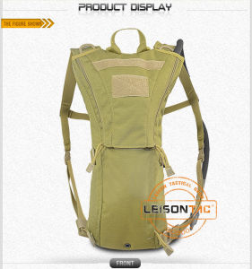 Army Hydration Bag 1000d Nylon and Excellent Sewing Technics with Thick Nylon Thread ISO Standard pictures & photos