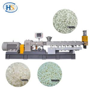 Tse-65 Thermoplastics Elastomer Underwater Pelletizing Granulating Machine pictures & photos