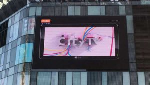 SMD P5 Outdoor Full Color LED Sign for Advertising pictures & photos