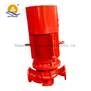 Vertical Hot Electric Motor Inline Centrifugal Water Pump pictures & photos