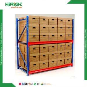 Supermarket Heavy Duty Plastic Pallet Display Rack pictures & photos