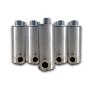 CNG LNG LPG Catalytic Converter for Nature Gas Vehicle pictures & photos