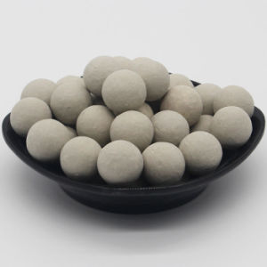 17%~23% Al2O3 Inert Alumina Ceramic Ball pictures & photos