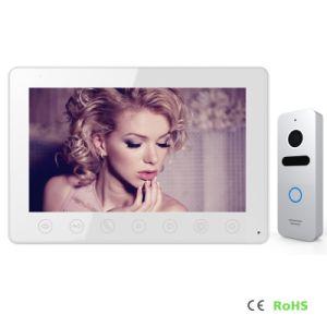 7 Inches Door Bell Video Door Phone Intercom System Home Security Interphone pictures & photos