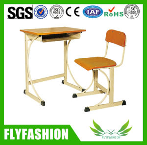 Primary School Furniture Single Desk and Chair Set (SF-67S) pictures & photos