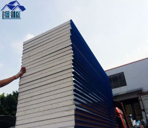 Heat Insulation 50mm EPS Sandwich Panel