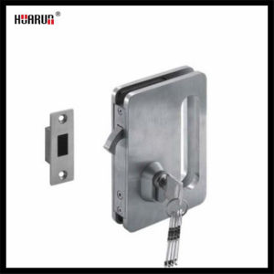 Stainless Steel Sliding Glass To Wall Lock (HR1600A-13C/HR1600A-13A) pictures & photos