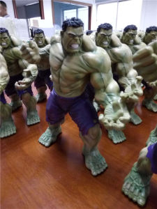 Customized Resin Collectable Figurine Statues Hulk pictures & photos