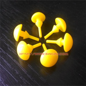 Colorful Ball Head Non Spill Plastic Fastener Stopper (SWCPU-P-C131) pictures & photos