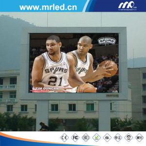 Sport Perimeter P16 Outdoor LED Display (3906pix/m2 Stadium Screen) pictures & photos