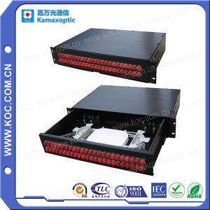 Kpmsp-Drs -FC48 Optical Fiber Drawer Type Terminal Box pictures & photos