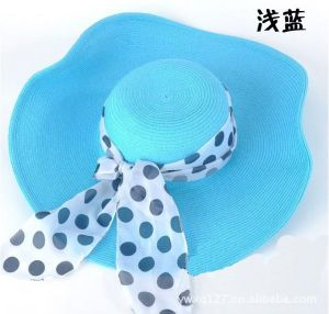 Summer Outdoor Leisure Hat Women Fashion Hat pictures & photos