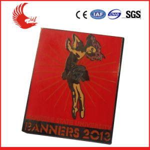 Custom Metal Zinc Alloy Die Casting Badge for Promotion pictures & photos