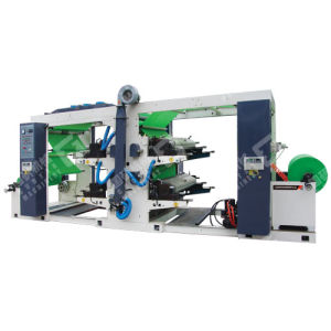 Woven Bag Printing Press for Roller to Roller pictures & photos
