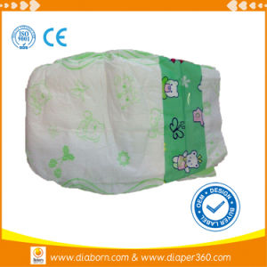 Europe Standard High Quality Disposable Nonwoven Ebby Baby Diaper pictures & photos
