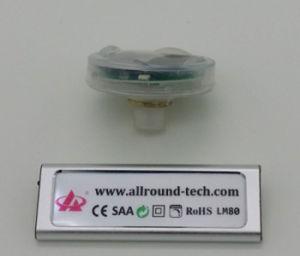 Solar LED Car Wheel Valve Light CE (CWS040-001)