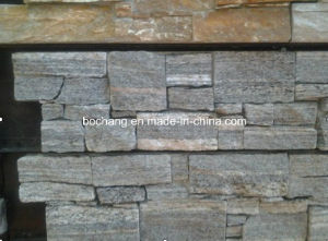 Grey Cultured Stone Artificial Stone for Buliding Decoration pictures & photos