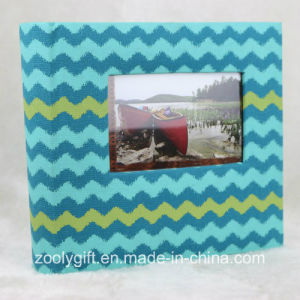 200 Photos Design Fabric Photo Album with Windows pictures & photos