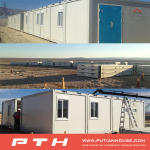 Multi-Stories Container House for Hotel/Dormitory/Living Romm pictures & photos