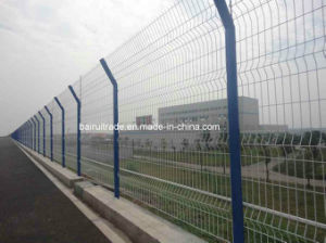China Chain Link Wire Mesh Fencing PVC Coated Chain Link Fences pictures & photos