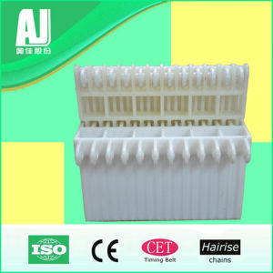 Usage Popular Plastic Modular Belt (Har 800 Series Baffle) pictures & photos