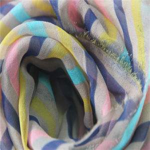 Natural Silk Fabric with 8mm Ggt pictures & photos