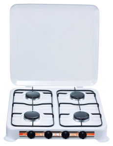 Top-Selling 3 Burner Gas Stove (003S) pictures & photos