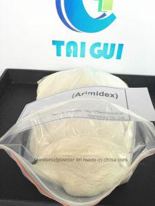 Anti Estrogen Steroids Arimidex White Powder CAS No 120511-73-1 pictures & photos