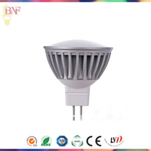 MR16 High Power Aluminum LED Spotlight with 1W/3W/5W/7W with for Energy Saving Bulb pictures & photos