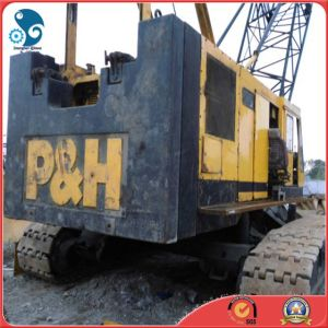 Used Hitachi (50TON) Crawler Crane with Durable Boom for Export pictures & photos