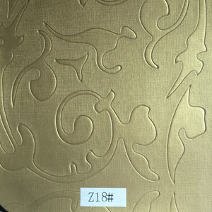 Synthetic Leather (Z18#) for Furniture/ Handbag/ Decoration/ Car Seat etc pictures & photos