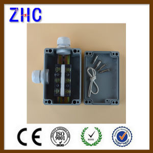 150*100*80 Waterproof IP66 Aluminium Metal Junction Box Cable Connection Box pictures & photos