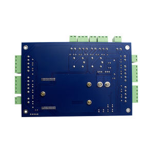 IP-Based Double Door TCP/IP Access Control System Access Control Panel with Easy Software pictures & photos