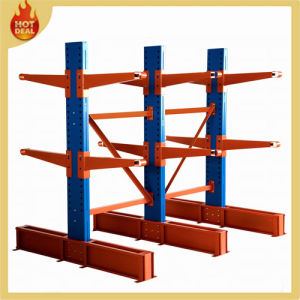 Heavy Duty Double Side Arm Cantilever Pipe Rack pictures & photos