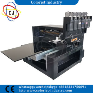 Multicolo Color&Page and Automatic Automatic Grade UV Flatbed Printer pictures & photos