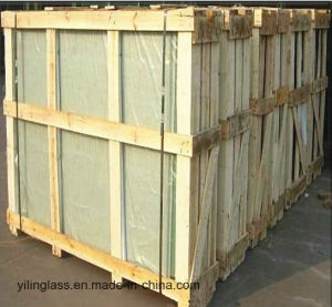 High Quality Clear Building Glass for Low E Coating Process pictures & photos