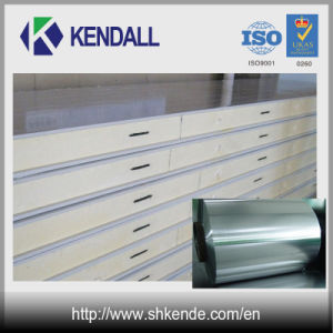Polyurethane Foam Sandwich Panel for Cold Storage Room pictures & photos