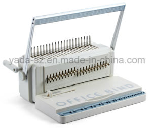 Comb Binding Machine YD-CM101 pictures & photos