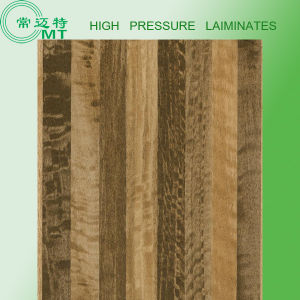 Formica Sheets/Wood Grain Laminate Kitchen Cabinets/Sunmica Laminateds pictures & photos