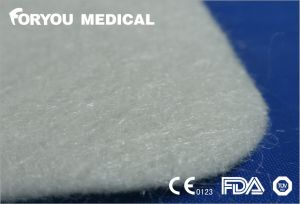 510k Antibacterial Silver Alginate Dressing pictures & photos