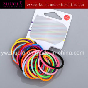 New Elastic Hair Band Ties for Children pictures & photos