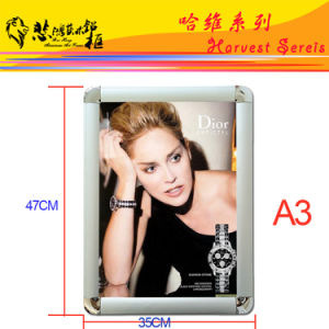 Aluminum Snap Picture Frame pictures & photos
