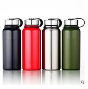 1100ml Wide Mouth Stainless Steel Insulated Vacuum Water Bottle (SH-ST23) pictures & photos