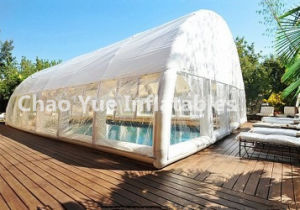 High Quality Large Inflatable Tent for Swimming Pool (CY-M2049) pictures & photos