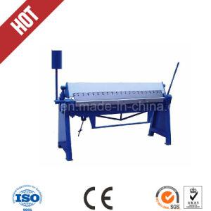 Manual Folding Machine, Hand Operating Folding Machine pictures & photos