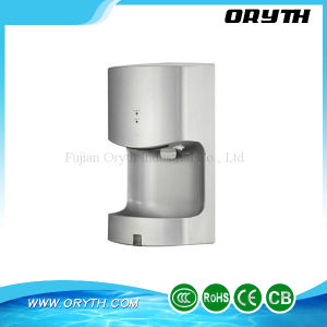 Compact Design100m/S Temperature Adjustable Single Jet Hand Dryer