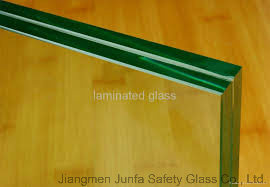 Laminated Glass for Canopy in Buildings